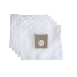 VDP-M5 Мешки-пылесборники сменные синтетические, 5 шт, для пылесоса BOSCH, SIEMENS, SCARLETT, UFESA