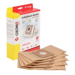 P-04 Мешки-пылесборники бумажные, 5 шт, для пылесоса SAMSUNG