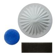 MF-8 Набор синтетических фильтров для пылесоса VAX