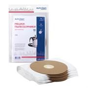 EUR-124/10 Мешки-пылесборники синтетические 10 шт повышенной фильтрации для пылесоса GHIBLI Т1, T1 Fly, T1 BC, 3,5 л
