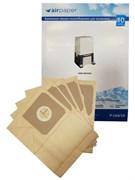 P-164/10 Мешок-пылесборник бумажный для пылесоса GHIBLI BRICIOLO (комплект 10 шт.)