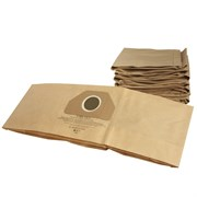 PK-218/10 Оригинальный фильтр-мешок 6.959-130.0 бумажный одноразовый для KARCHER, до 12 л (комплект 10 шт)