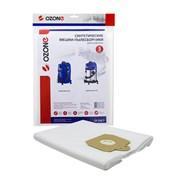 Мешки-пылесборники Ozone синтетические 3 шт