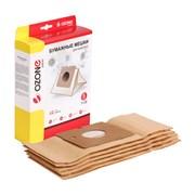P-08 Мешки-пылесборники бумажные, 5 шт, для пылесоса LG, LIV, ROLSEN