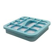 НЕРА фильтр для пылесоса PHILIPS, 1 шт., бренд: OZONE, арт. H-23, тип оригинального фильтра: 422245948841