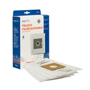Мешки-пылесборники синтетические, 4 шт, повышенной фильтрации для пылесоса SAMSUNG