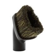 Щетка для пылесоса с натуральным ворсом для жестких поверхностей, под трубку 35 мм