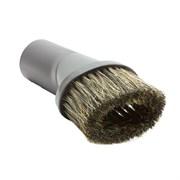 Насадка для пылесоса универсальная для мебели с длинным натуральным ворсом, под трубку 32 и 35 мм