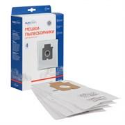 E-14/4 Мешки-пылесборники сменные синтетические 4 шт для пылесоса PANASONIC