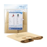 P-3041/5 Мешок-пылесборник одноразовый бумажный, до 36 л (комплект 5 шт)
